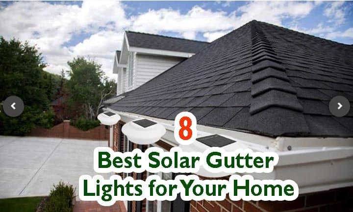 Best Solar Gutter Lights Reviews