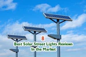best solar street lights