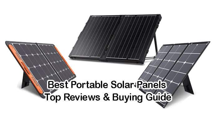 best portable solar panels