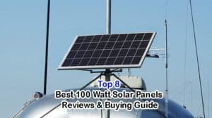 Best 100 Watt Solar Panels